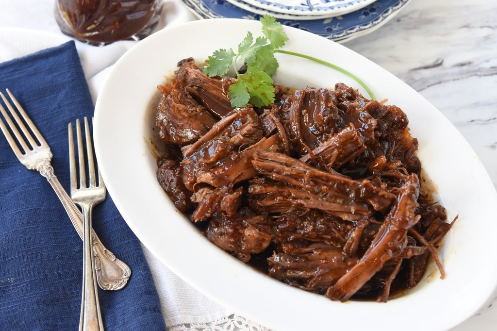 BBQ Pot Roast Recipe