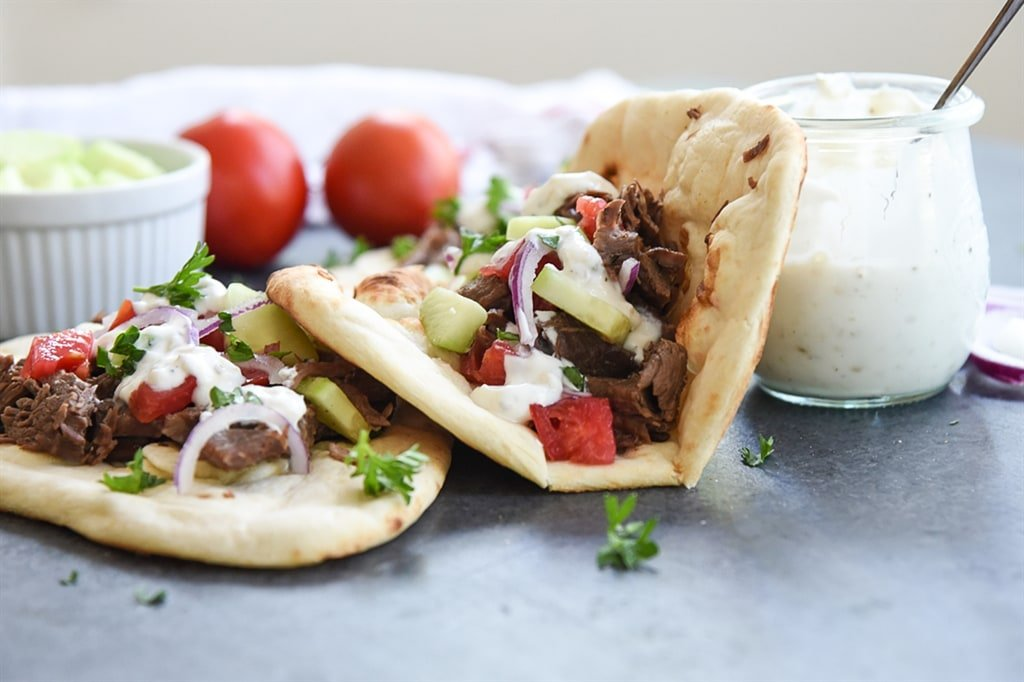 instant pot bee gyro