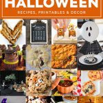 Halloween meal Plan graphic