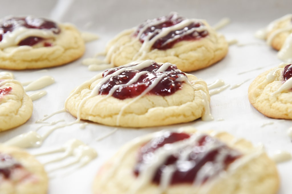 Raspberry White Chocolate Cookies