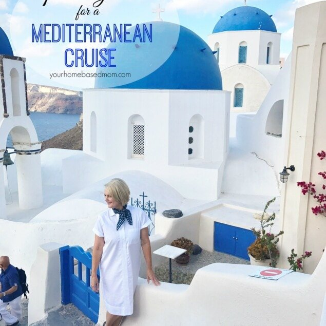 Packing list Mediterranean Cruise