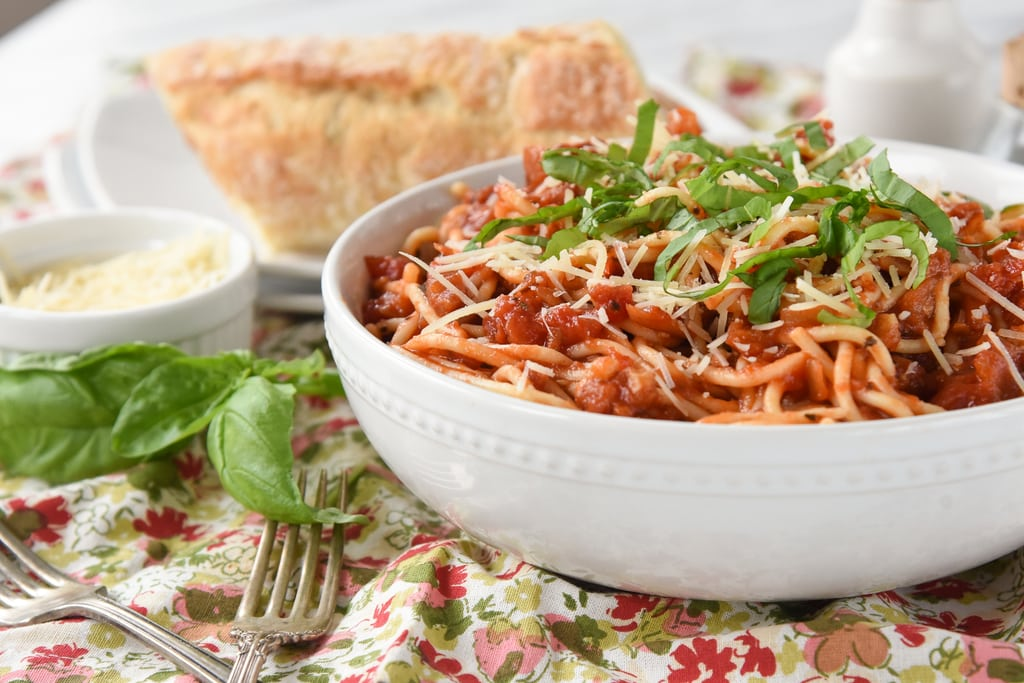 Amatriciana Pasta Spicy Tomato Pasta