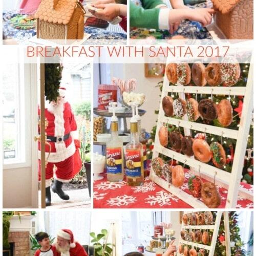 Breakfast with Santa 2017