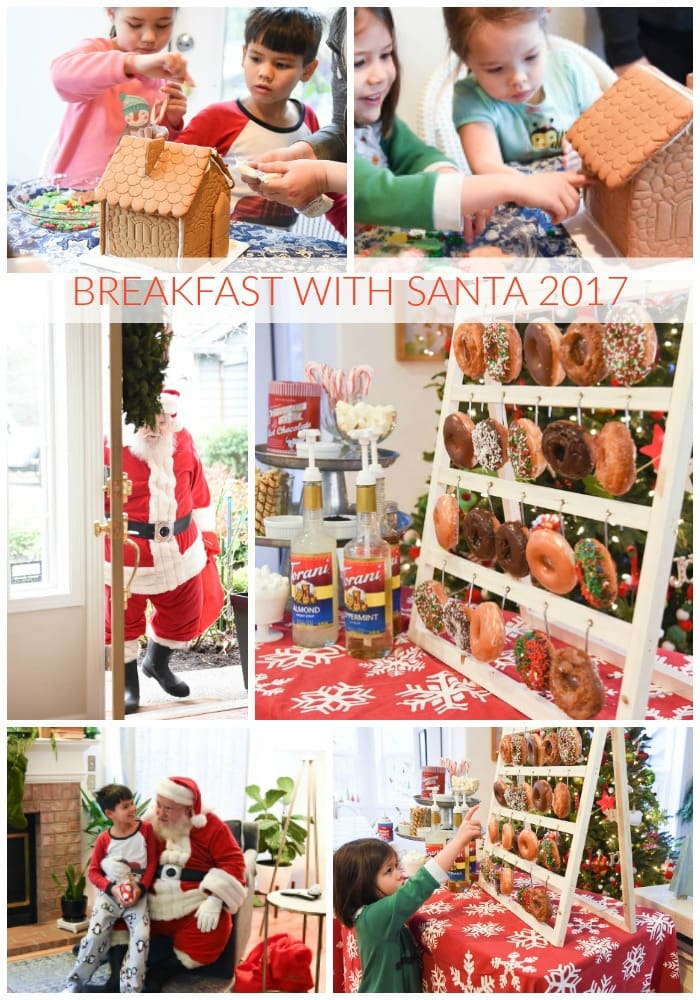 Our annual Breakfast with Santa is one of our favorite holiday traditions!