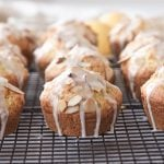 Lemon Almond Muffins