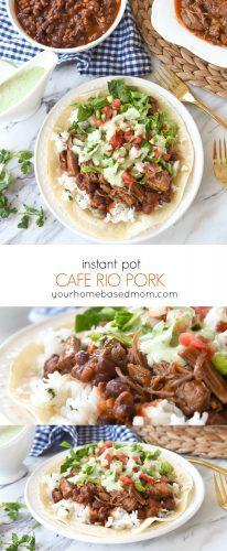 Cafe Rio Pork Recipe
