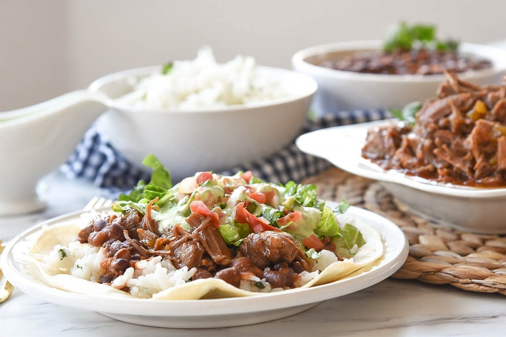 Instant Pot Cafe Rio Sweet Pork Recipe