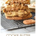 Cookie Butter Chocolate Chip Cookies