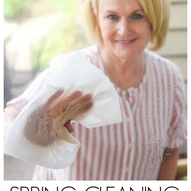 Spring Cleaning Tips & Tricks