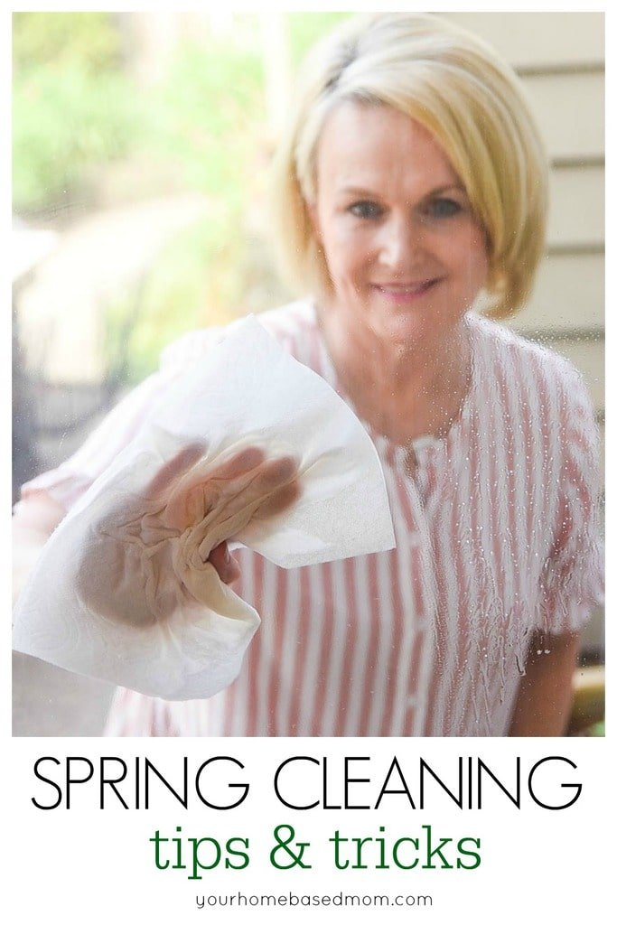 Spring Cleaning Tips Tricks Your Homebased Mom