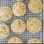 Easy Chocolate Chip Cookies c