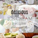 Favorite Ice Cream Recipes