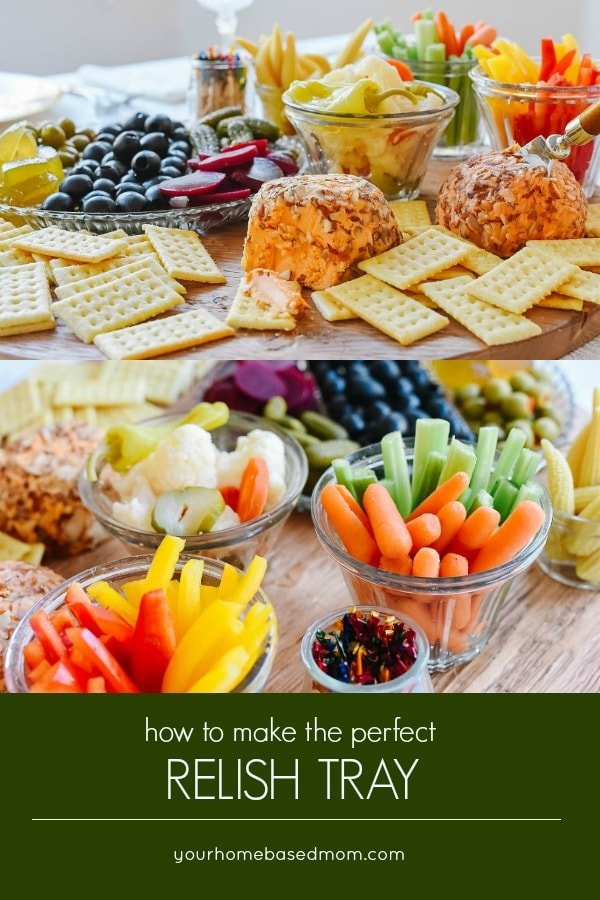how to make the perfect relish tray
