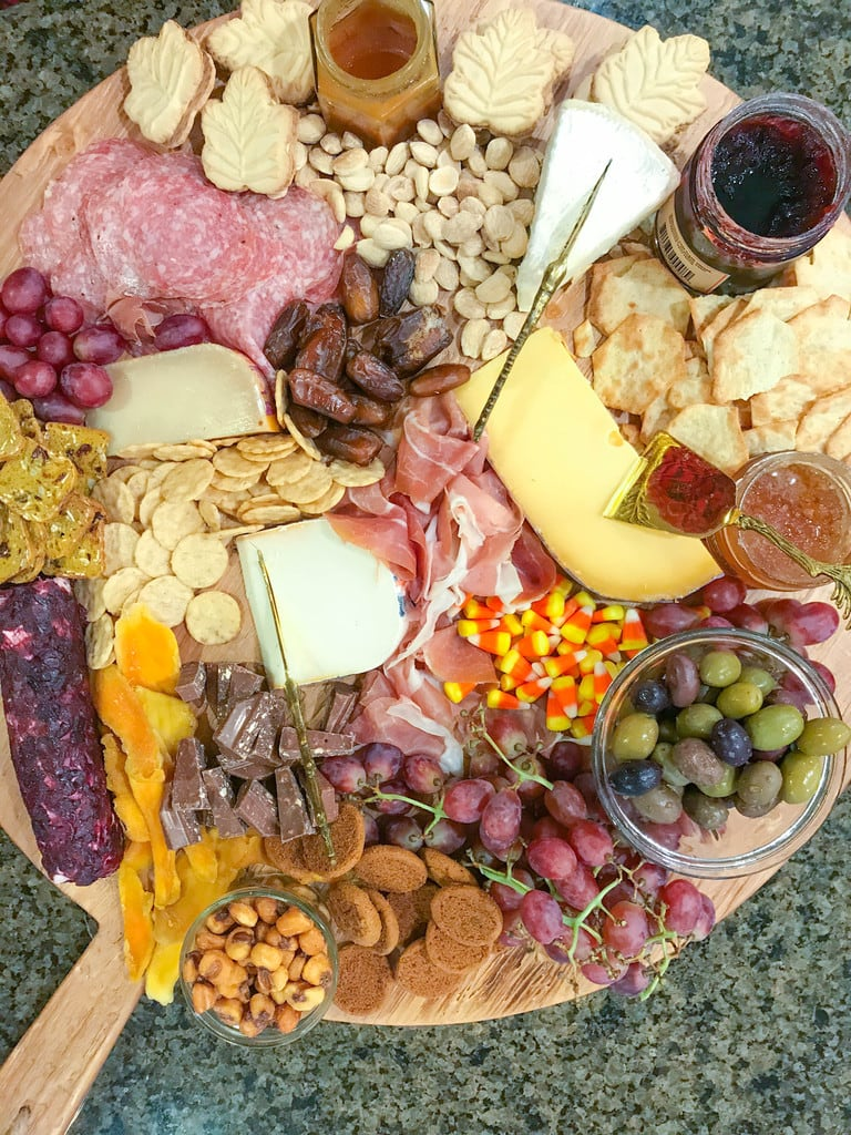 Mad Scientist Dinner Party Cheeseboard