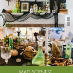 Mad Scientist Dinner Party
