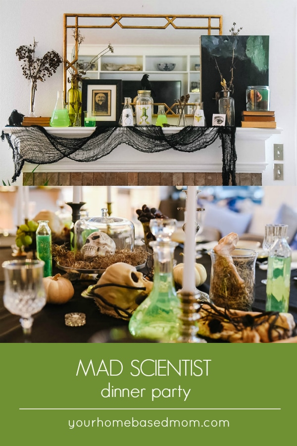 Mad Scientist Dinner Party Ideas