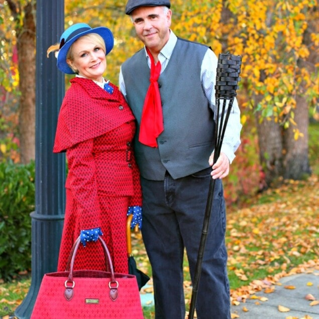 Mary Poppins Returns Halloween Costume