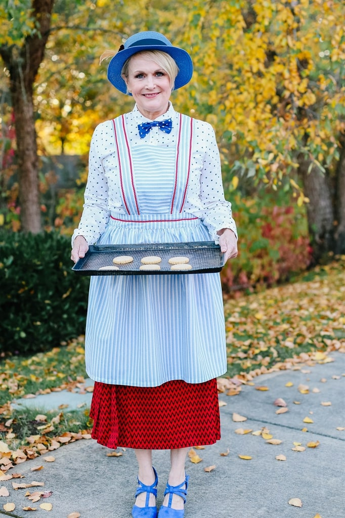 Mary Poppins returns apron
