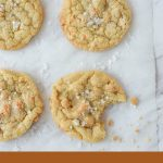 Salted Butterscotch Cookies C