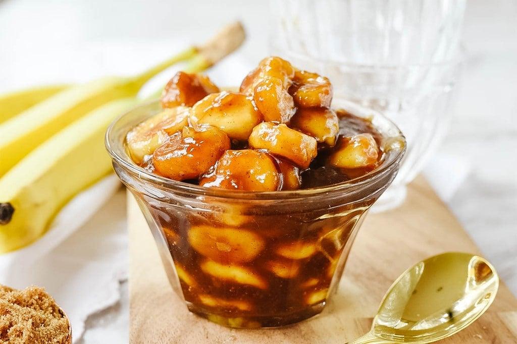 Bananas Foster Sauce