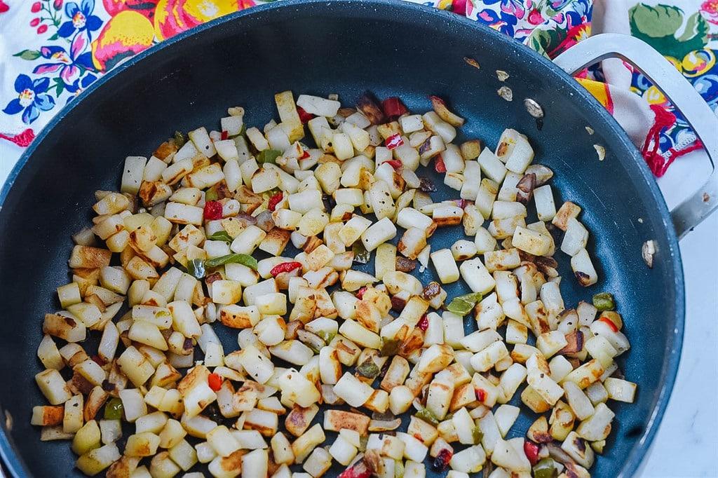 Breakfast Casserole Potatoes