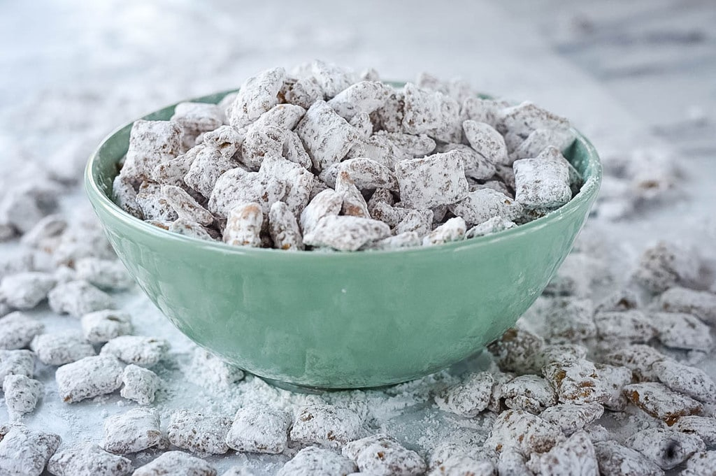 Cookie Butter Puppy Chow Recipe From Your Homebased Mom
