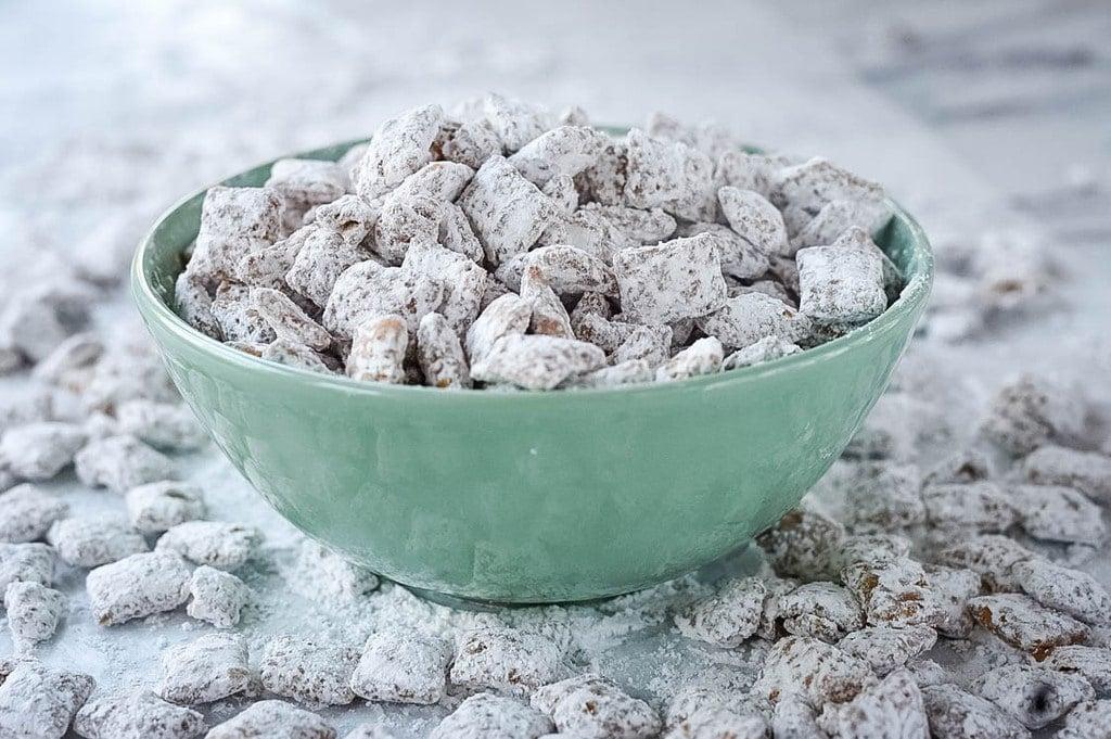Cookie Butter Muddy Buddies
