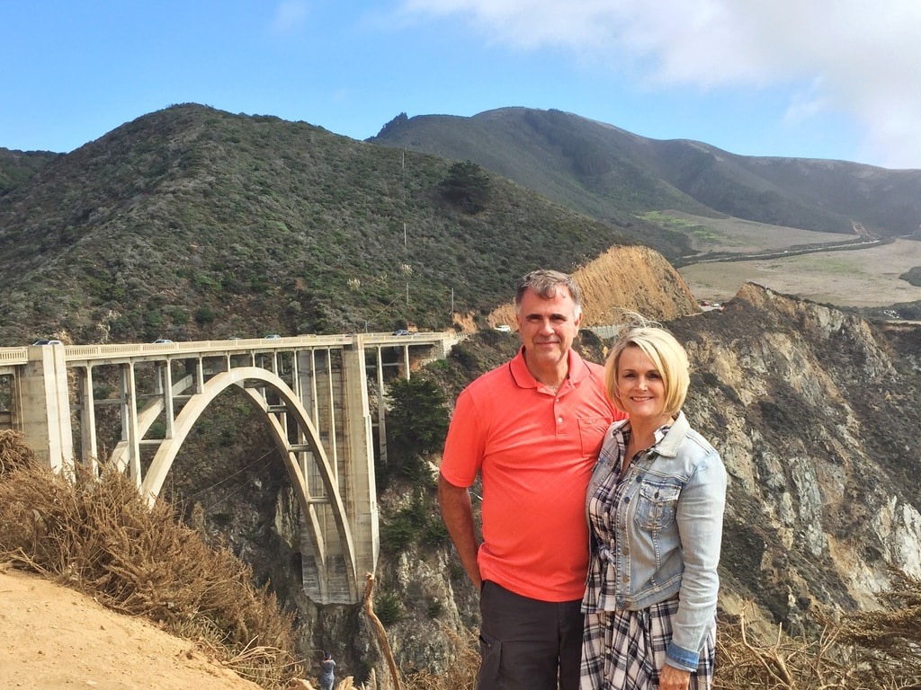 California Coast Empty Nester trip