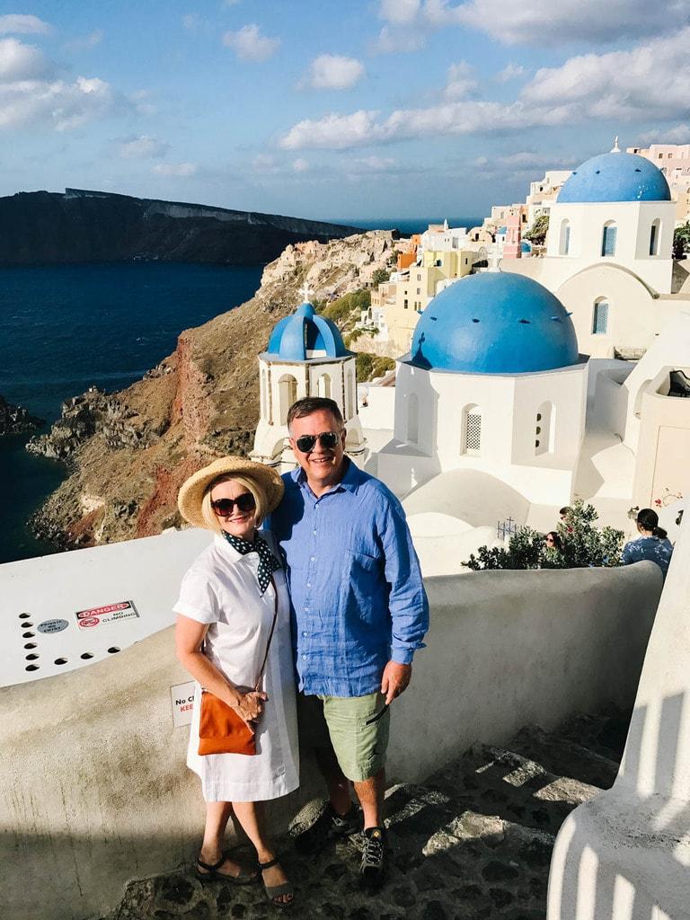 Santorini, Greek Isles Cruise