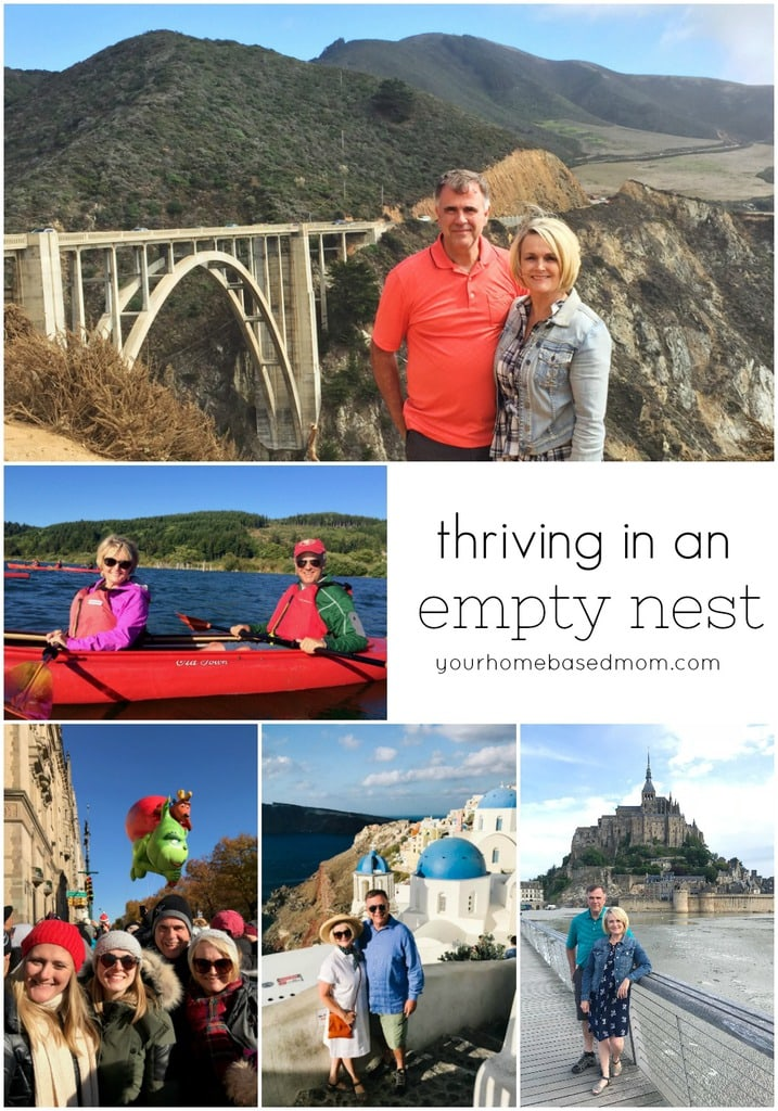 Empty Nest Travel Ideas