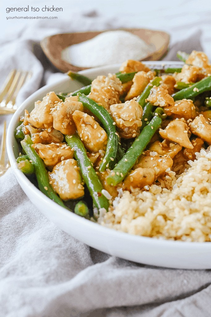 General Tso Chicken Recipe From Leigh Anne Wilkes