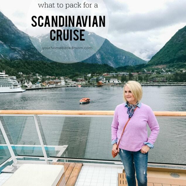 European cruise wardrobe ideas
