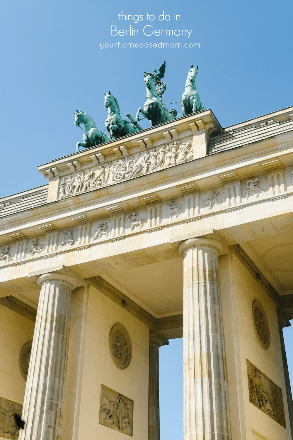 list of things to do in Berlin