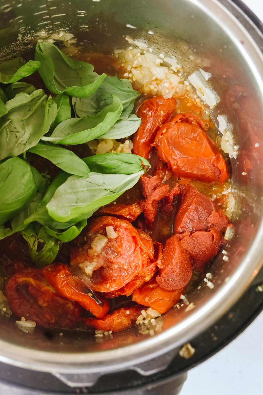 tomato soup instant pot