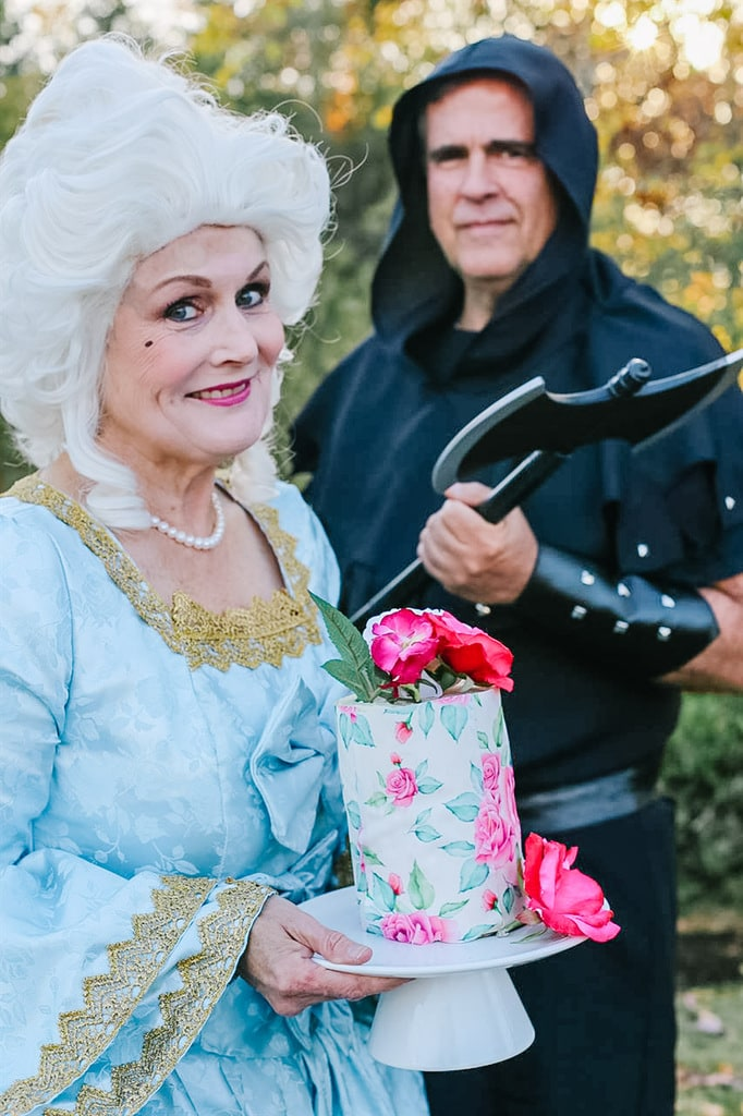Marie Antointte costume