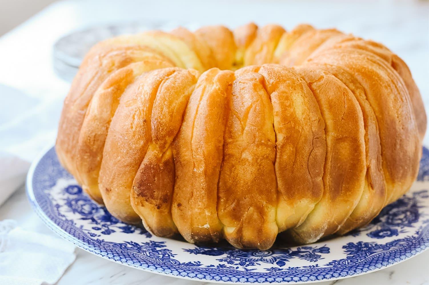 loaf of monkey bread