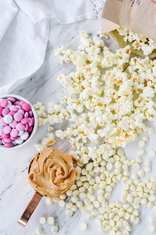peanut butter popcorn ingredients