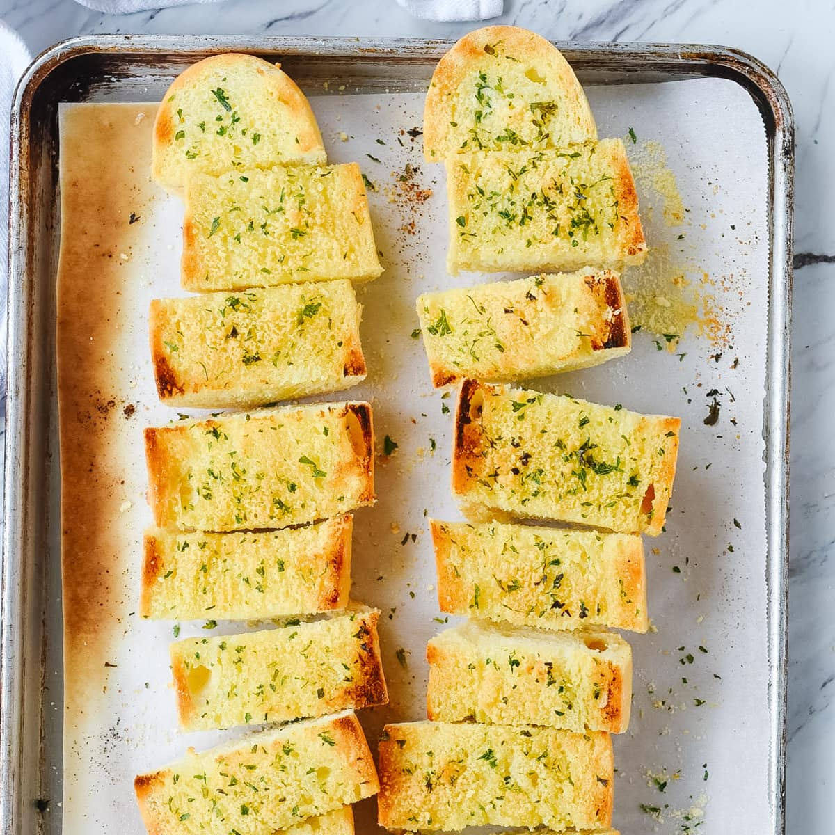 Easy Garlic Bread Recipe 10 Minutes By Leigh Anne Wilkes