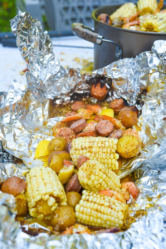 low country boil packets