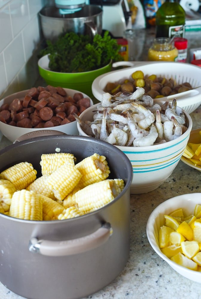 low country boil ingredients