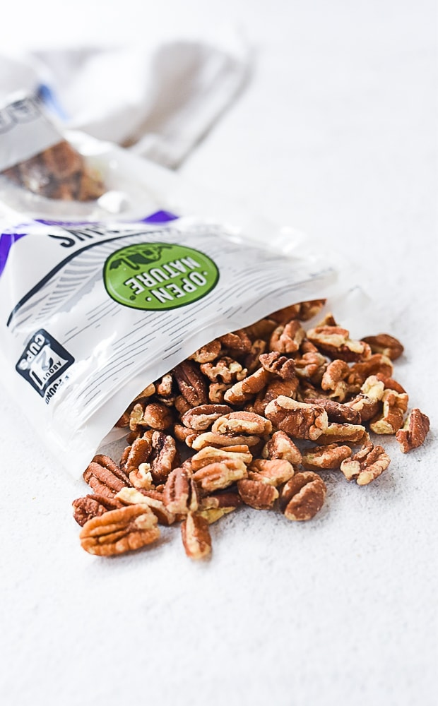bag of pecans