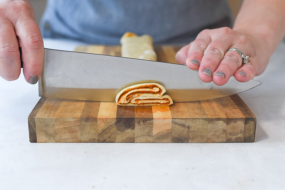 cutting palmiers