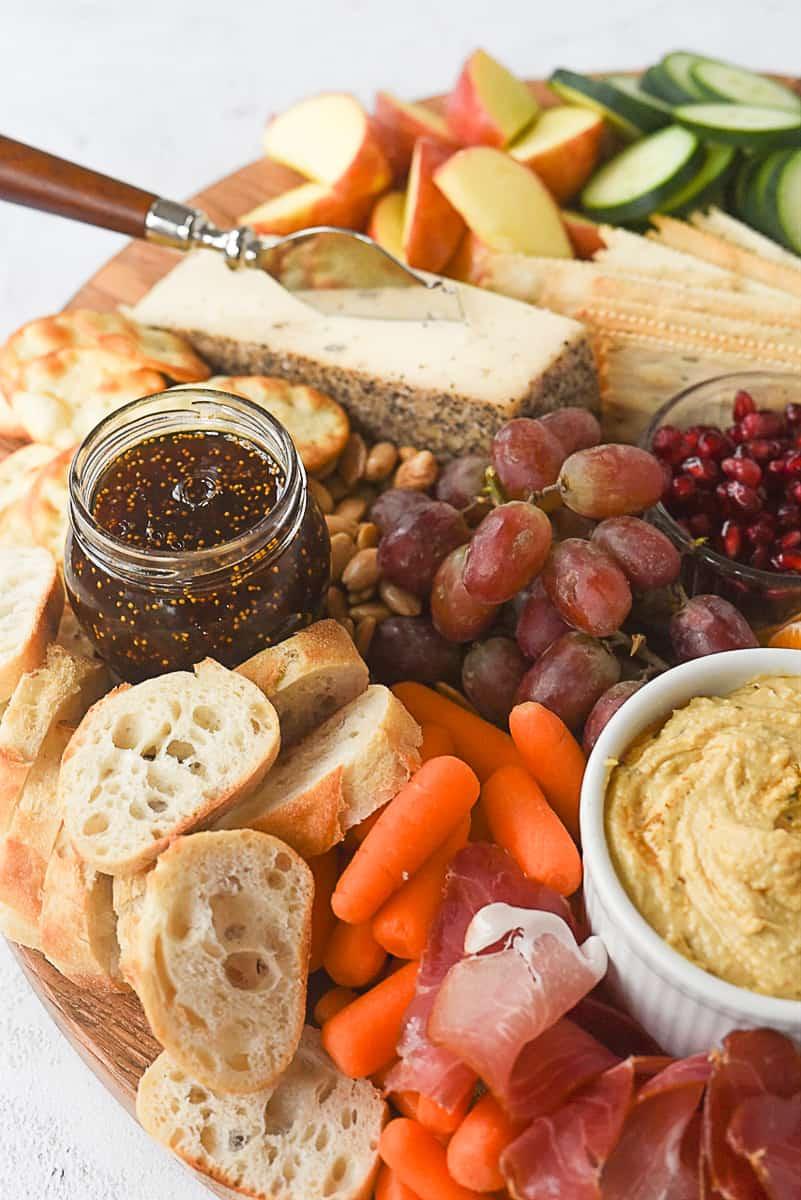 shepherd's Night cheese board