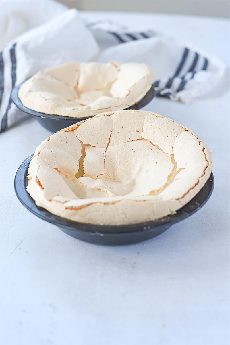 meringue crust