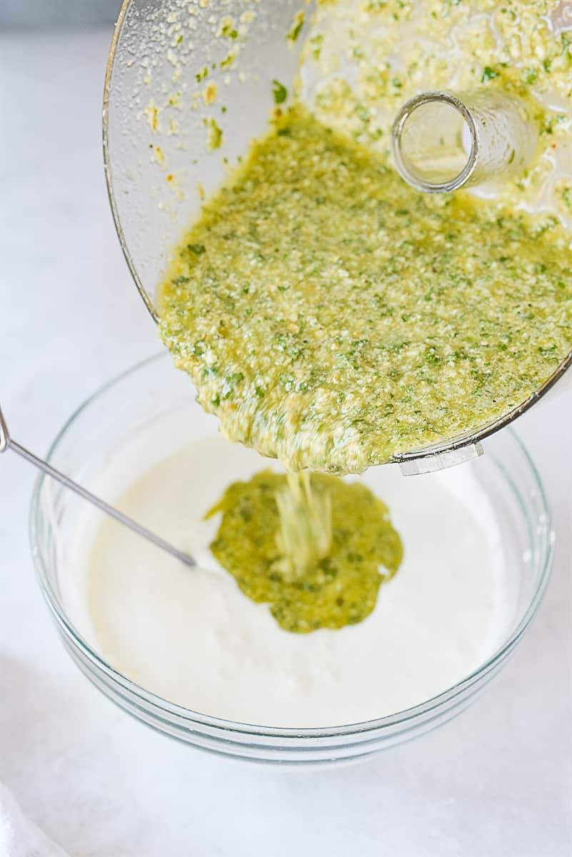 Mexican Caesar Salad is a fun, flavorful twist on your ordinary caesar salad recipe.