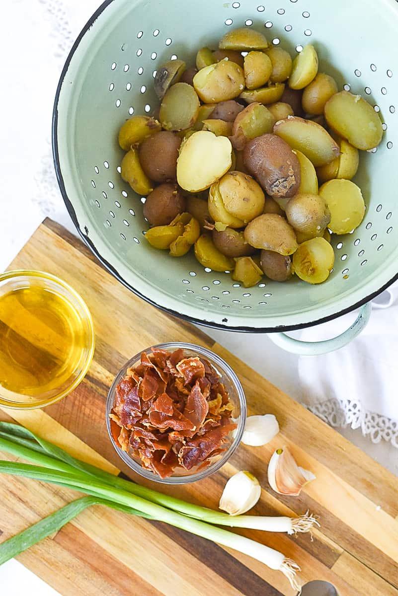 fingerling potato ingtredkients