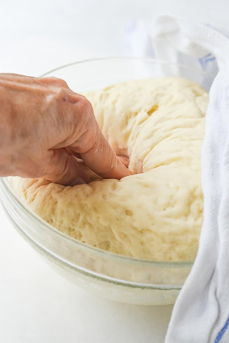 punchng dough down