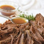 crock pot tri tip roast