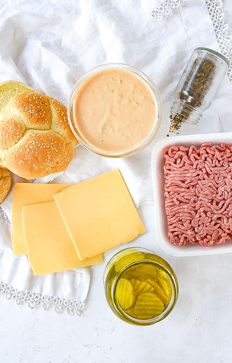smashburger ingredients