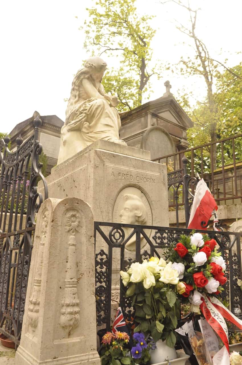 french cemetary